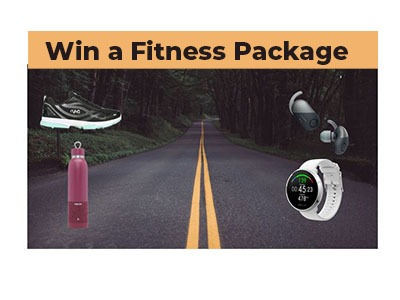 Win a $600 Fitness Package