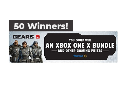 Chips Ahoy Gears 5 Sweepstakes - Ends Dec 31st
