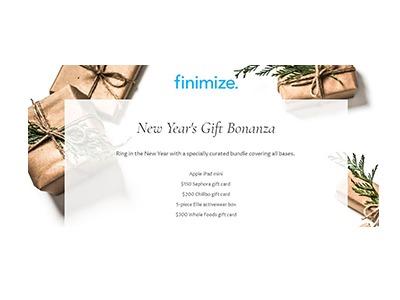 New Year's Winter Bonanza Giveaway