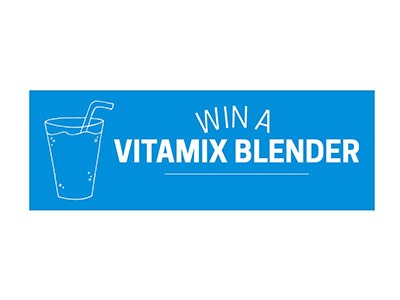 Earth Fare Vitamix Blender Giveaway