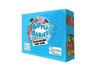 Battle Babies Card Game Giveaway