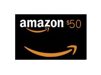 Valentine's Day $50 Amazon Gift Card Giveaway