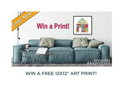 Win a Free Art Print