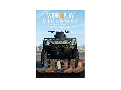 Work & Play Giveaway