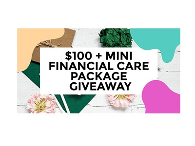 Financial Care Package Giveaway