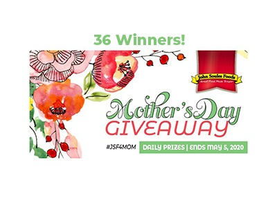 John Soules Mother's Day Giveaway