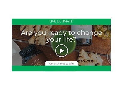Live Ultimate Health & Wellness Sweepstakes