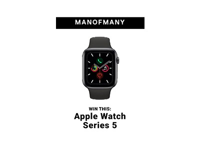 Apple Watch 5 Giveaway