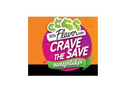Crave the Save Sweepstakes