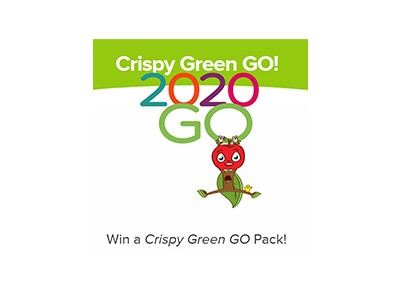 Crispy Green Go Pack Sweepstakes