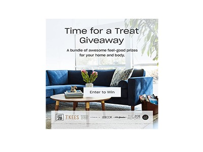 Time for a Treat Giveaway