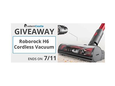 Roborock H6 Cordless Vacuum Giveaway