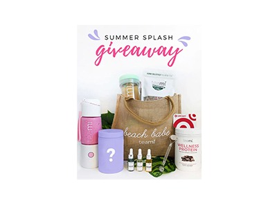 Teami Summer Splash Giveaway