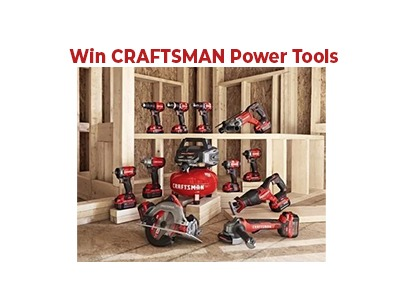 Bob Vila's Power to Do It All Giveaway