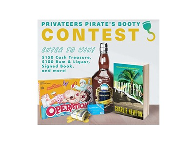Privateers Pirate's Booty Contest